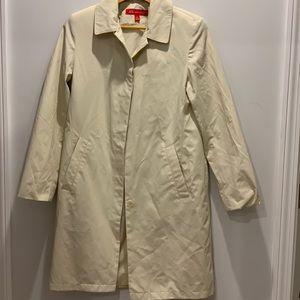 Anne Klein rain coat size xs